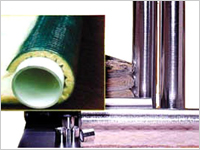 SonoCon Foil Faced Pipe Lagging Materials