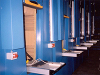 Acoustical test chambers Automate Positioning and Measuring