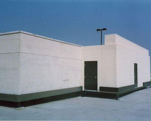 Exterior Acoustical Panel Systems On PhoenixE