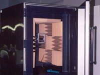 Acoustic test chamber for Product R & D
