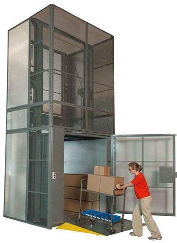 Functional Buildings, Enclosures, Mezzanines and Vertical Conveyors