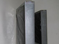 Type SF Sound Absorption Panels Protected Acoustical Fill